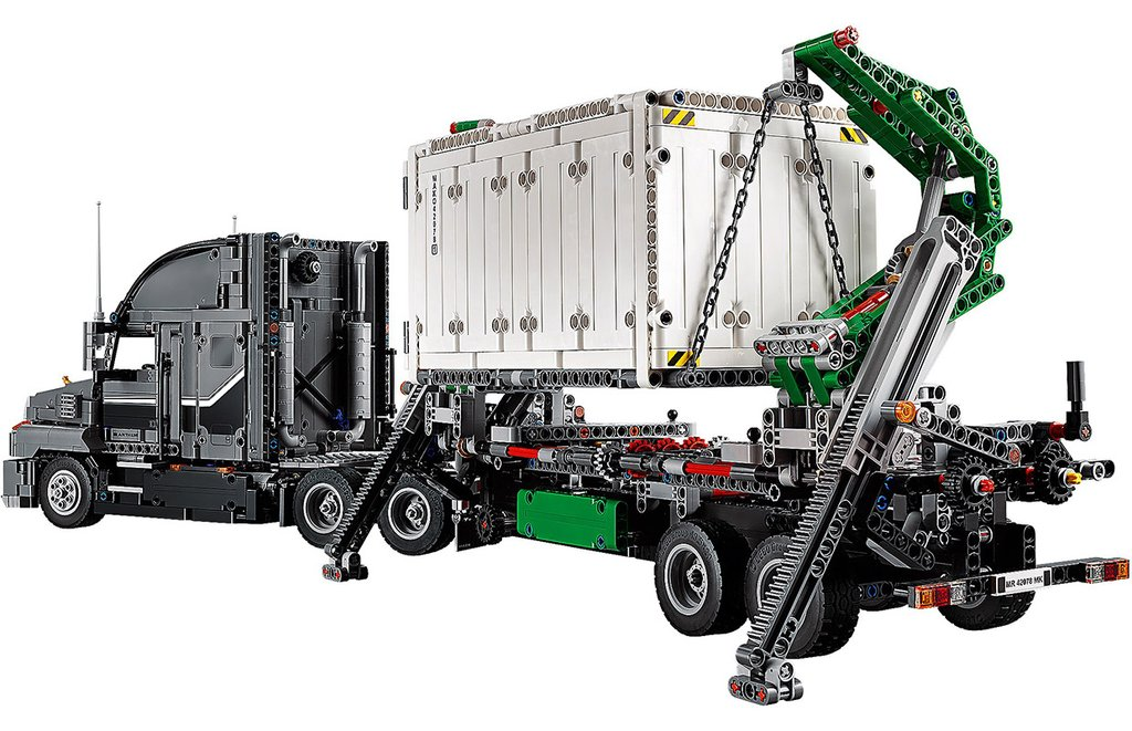 REVIEW LEGO Technic Mack Anthem Truck The Test Pit