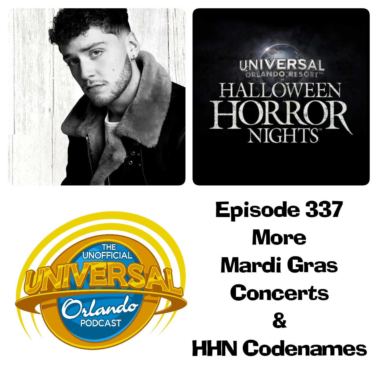 Unofficial Universal Orlando Podcast 337 More Mardi Gras Concerts