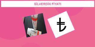 Silverdin Krem Fiyatı