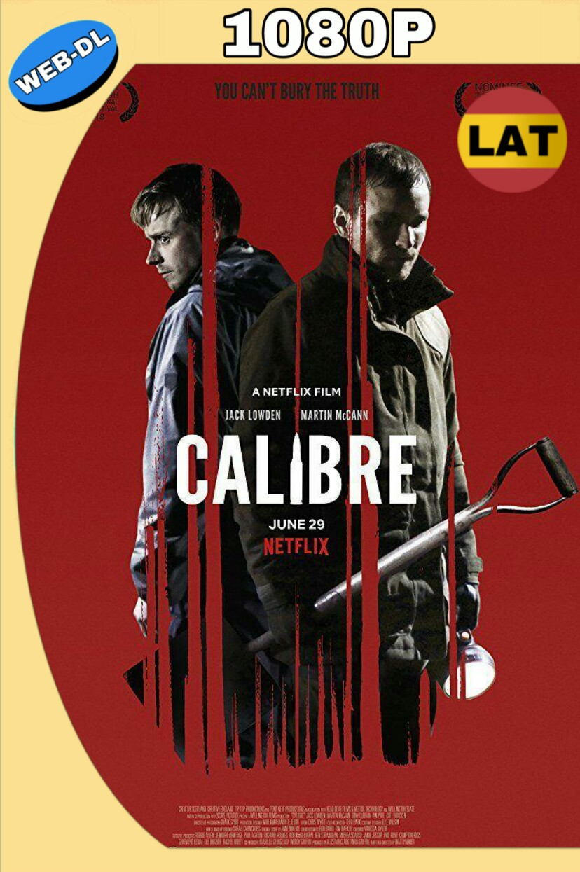 CALIBRE (2018) WEB-DL 1080P LATINO-INGLES MKV