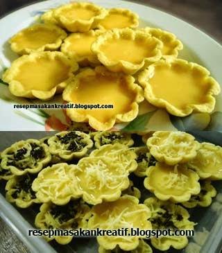 Kue yang dikenal juga dengan egg tart sebagai istilah asingnya dapat dibentuk dengan cara se RESEP PIE SUSU BALI ENAK SEDERHANA DAN PRAKTIS