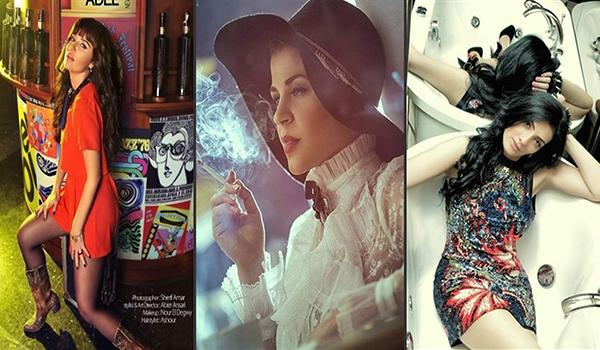 بالصور..أبرزهن رزان مغربي وملك قورة..جلسات تصوير تسببت في كارثة للفنانات