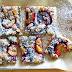 Litý koláč se švestkami, mákem a drobenkou
