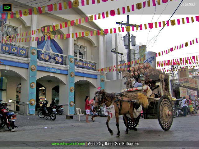 Calesa Parade | A Viva Vigan Festival of the Arts Highlight