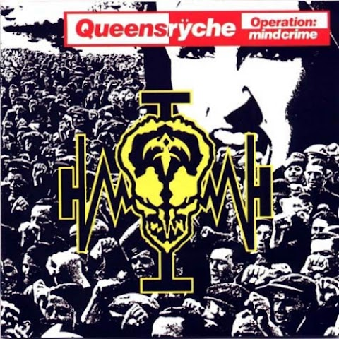 QUEENSRYCHE - OPERATION: MINDCRIME (1988)
