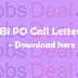 SBI PO Call Letter 2018 डाउनलोड करें SBI PO Prelims/Mains Admit Card