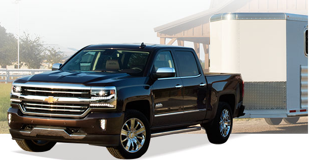 All-New Silverado 1500 Max Trailering Package