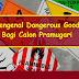 Mengenal Dangerous Goods Bagi Calon Pramugari