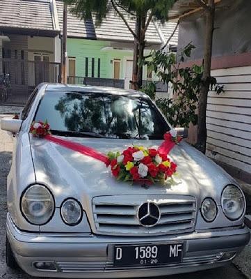 Rental Mobil Pengantin Mercy-02