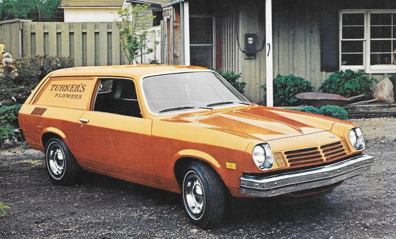 All Chevy 74 chevy vega gt : Old Cars Canada: 1971-1975 Chevrolet Vega Panel Express and the ...