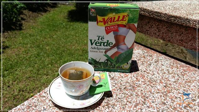 Chá Verde Del Valle