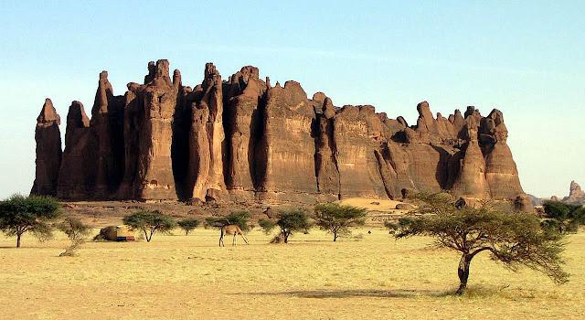 Ennedi Plateau - Sahara