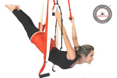 aero pilates cursos