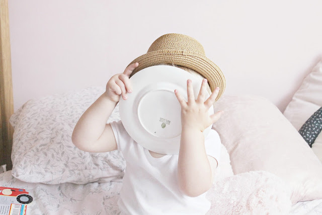 Toddler baby blog update