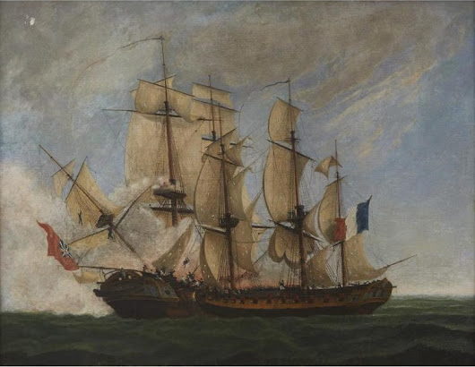 13 Classic Works of Art, Marine Paintings - With Footnotes, #31