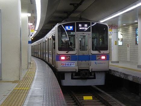小田急電鉄 各停 町田行き5 2000形フルカラーLED