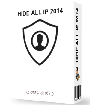 Hide ALL IP 2015.03.25.150325 + Crack / Portable