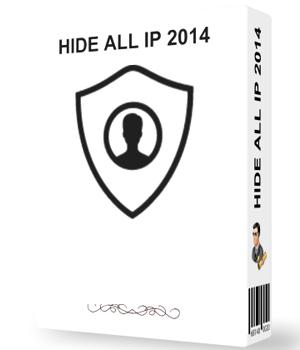 Hide ALL IP 2015.03.25.150325 + Crack / Portable