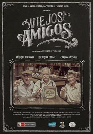 VIEJOS AMIGOS (2014) Ver Online - Español latino
