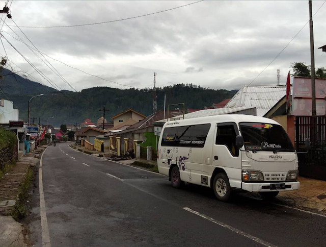 Travel Banjarnegara Purwokerto