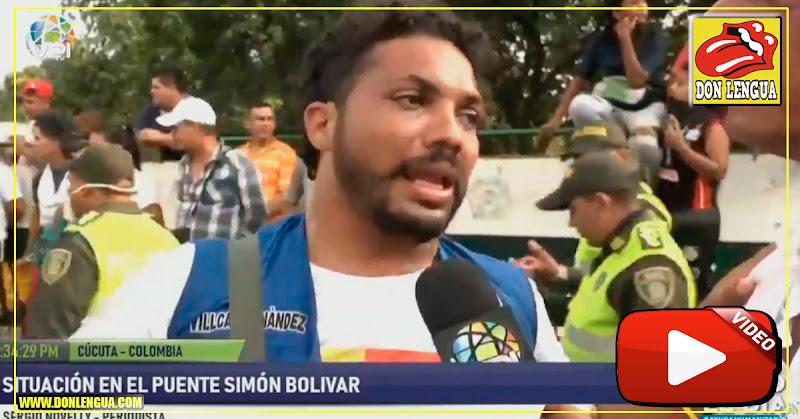 Vilca Fernandez hace un llamado a sacar a Maduro por la fuerza