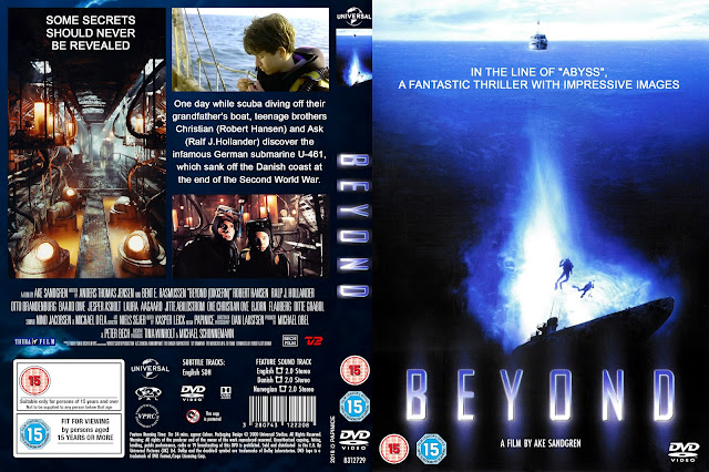 Beyond DVD Cover