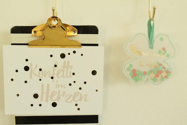 Konfetti im herzen Geschenke zum Valentinstag Jules kleines Freudenhaus