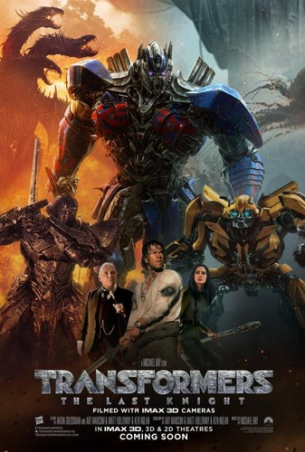 Transformers the Last Knight (2017) [720p] [Latino – Ingles] [Acción]