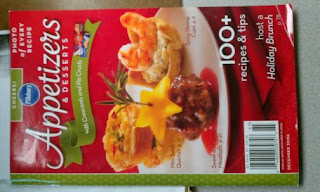 Pillsbury Appetizers and Desserts cookbook