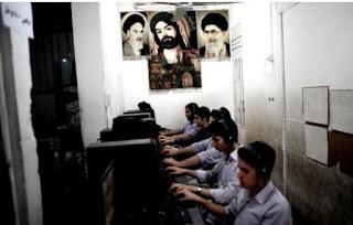 يلعب أكثر من ثلث سكان إيران الألعاب الرقمية