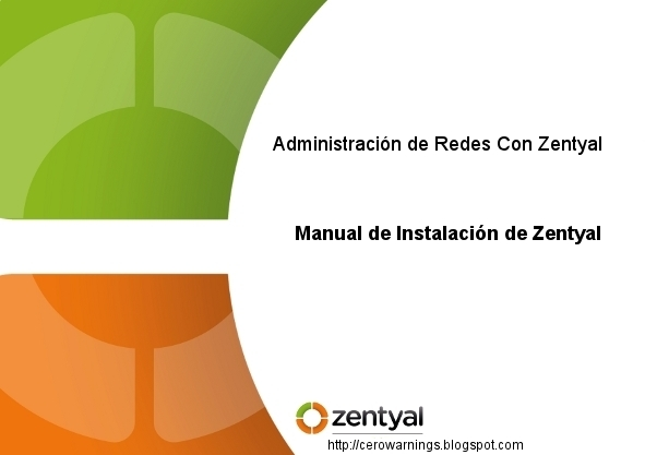 Zentyal-Manual-Instalacion