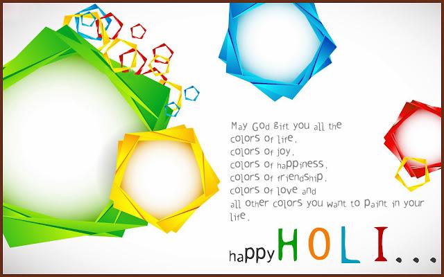 Happy holi quotes