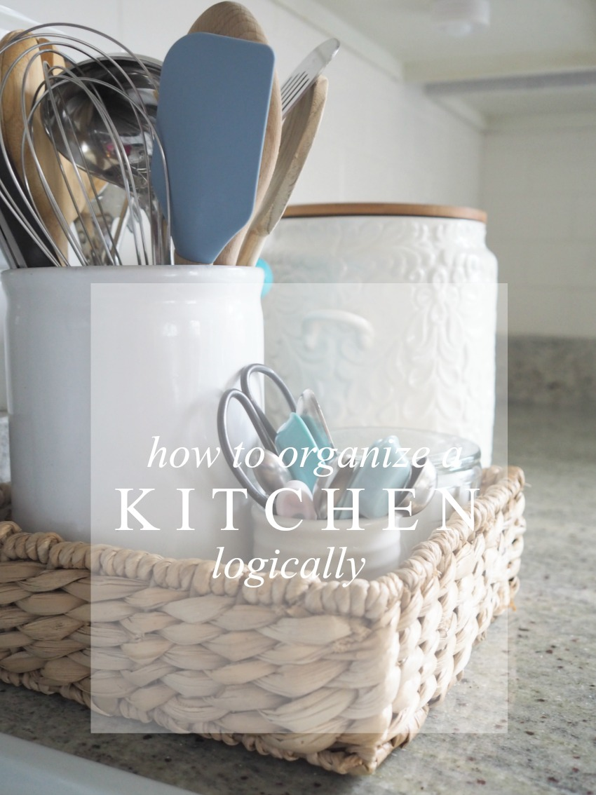 Lemonade Makin\' Mama: How to organize your kitchen logically {spring ...