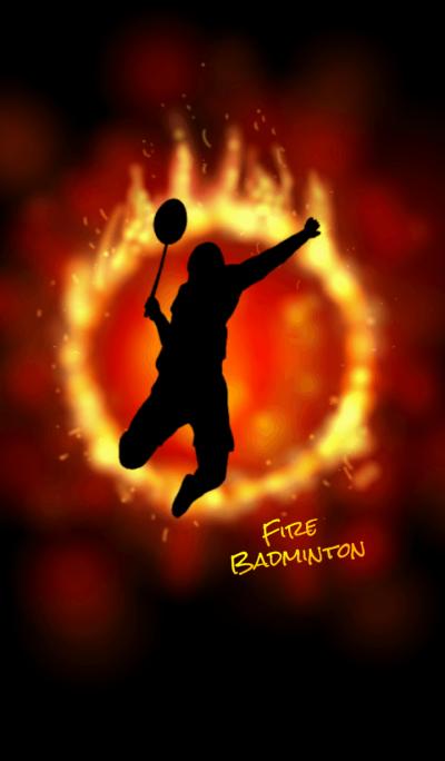 Fire Badminton