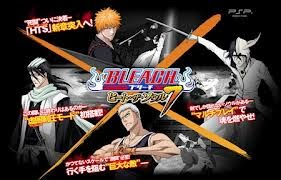 PSP TÉLÉCHARGER 6 CSO THE BLEACH SOUL HEAT