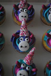 Unicorn Cupcakes For Maddys 12th Birthday