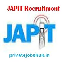 JAPIT Recruitment