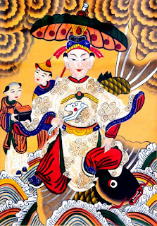 Hang Trong folk paintings 1