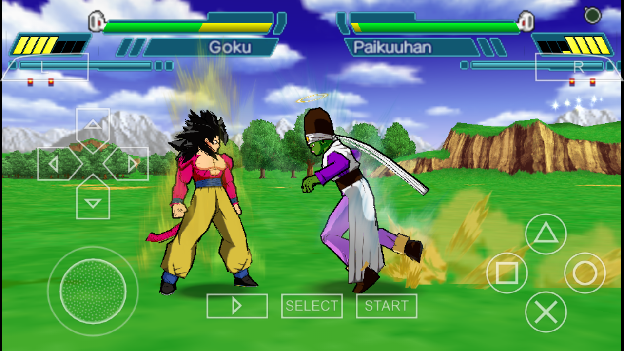 Game Dragon Ball Super Ppsspp Cso | Games World