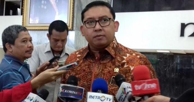 Fadli Zon: Jokowi Ngaku-ngaku Pancasilais tapi Ajak Pendukung Siap Kelahi, Gak Pantes!