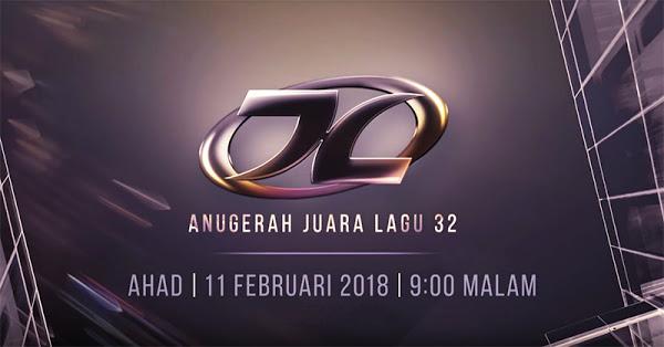 MENANGI TIKET VIP KE ANUGERAH JUARA LAGU 32 (AJL32)