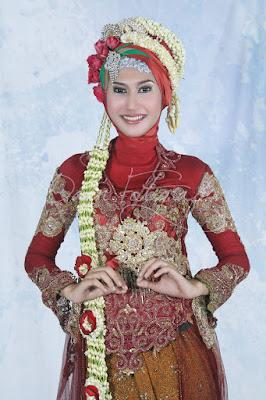 pengantin muslimah
