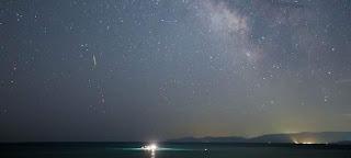 Απόψε η βροχή Περσείδων - Ορατή σε όλη την Ελλάδα