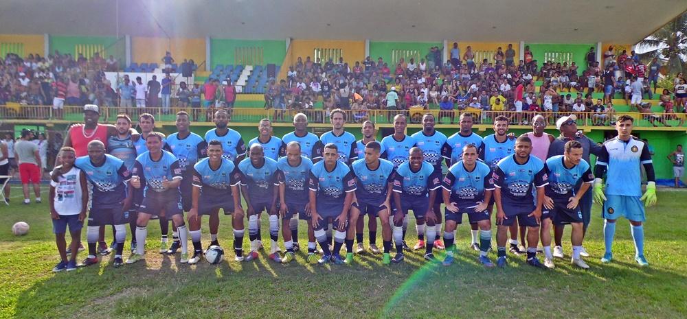 d2cce6255e Sucesso total! A grande final do Campeonato de Futebol em Bom Jesus ...