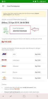 Cara melihat Kode pembayaran Tokopedia yang hilang sebenarnya sangat mudah, kamu hanya perlu mengikuti langkah langkah yang di jelaskan oleh BapakAndro.id