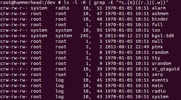 Bits, Please!: Android linux kernel privilege escalation
