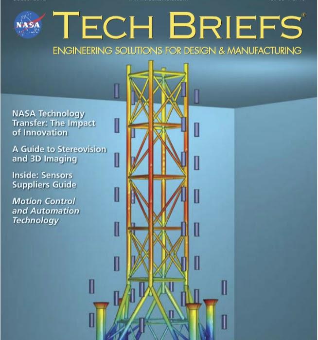 NASA Tech Brief Magazine free online ~ Exammaterial4u