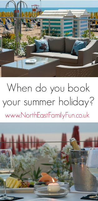 When do you book your summer holiday? | Hotel Vidi Miramare near Venice is now taking bookings for summer 2017 by North East Family Fun