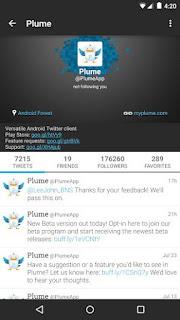 Plume for Twitter v6.30.2 build 630164 Pro APK