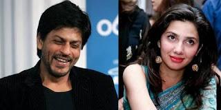 Shahrukh Khan says Mahira Khan won't be part of Raees promotions.